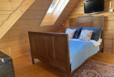 Sypialnia 5 (łóżko dwuosobowe)
